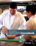 ServSafe Coursebook (click for larger picture)