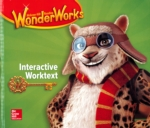 Reading WonderWorks Interactive Worktext (click for larger picture)