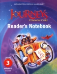 Journeys: Reader's Notebook: Volume 2 (click for larger picture)
