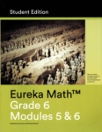 Eureka Math: Modules 5 & 6 (click for larger picture)