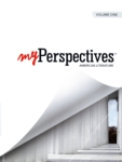 myPerspectives: American Literature, Vol. 1 (click for larger picture)