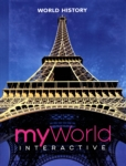 myWorld Interactive World History (click for larger picture)
