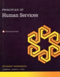 Principles of Human Services, 1e (click for larger picture)