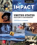 Impact: United States History & Geography, Continuity and Change (click for larger picture)