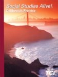 Social Studies Alive! California Promise Student Textbook (click for larger picture)