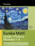 Eureka Math, Fluency Modules 1-3 (click for larger picture)