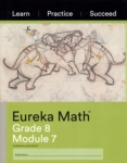 Eureka Math, Module 7 (click for larger picture)